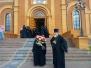 Владыка Владимир в монастыре