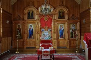 Храм во имя святых мучениц Веры, Надежды, Любови и матери их Софии