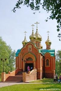 Свято-Дмитриевский привратный храм