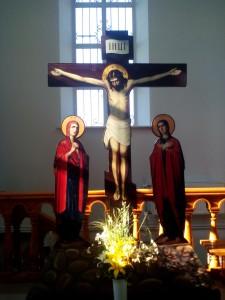 Ачаирский женский монастырь Честного Креста Господня