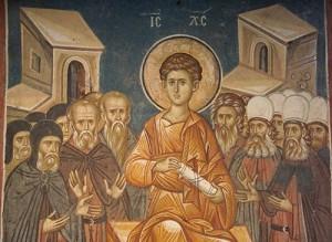 Преполовение Пятидесятницы 22 мая