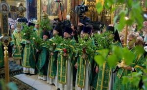 День 16 июня Святой Троицы